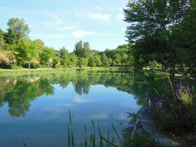 Pêche en Quercy