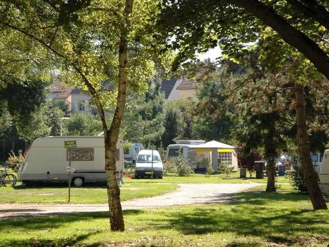 Camping Municipal d'Auxerre