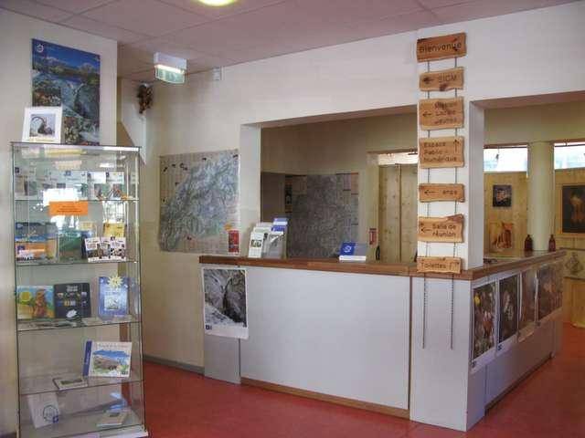 Point info Vanoise of Modane
