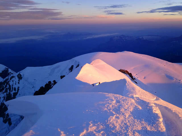 Eric Fossard - alpinisme