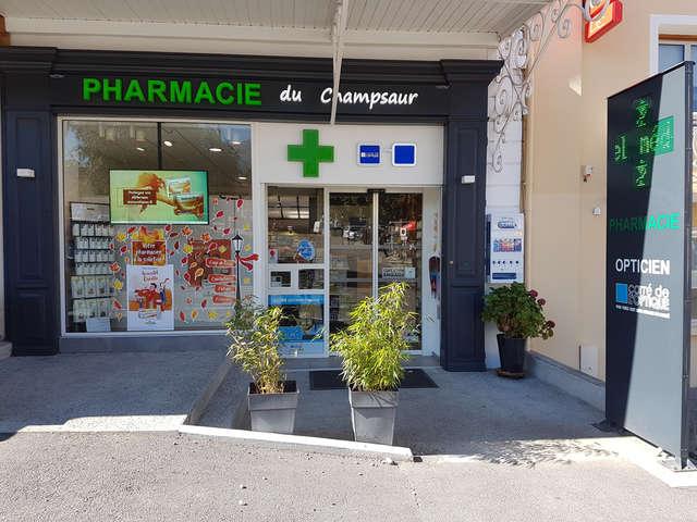 Pharmacie du Champsaur