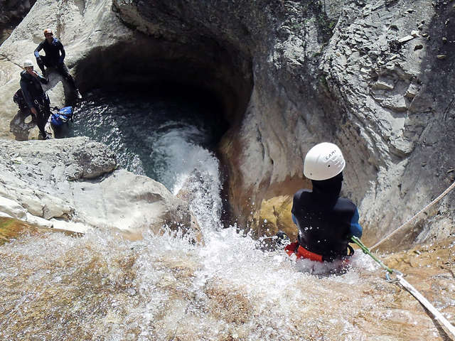 Eau Vive Passion - canyoning