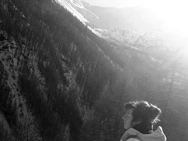 Randonnée en montagne - Céline Desmet