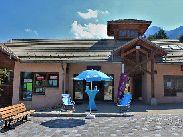 Bureau d'accueil touristique de Saint-Léger-les-Mélèzes