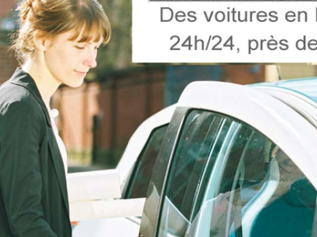 Citiz - l'autopartage