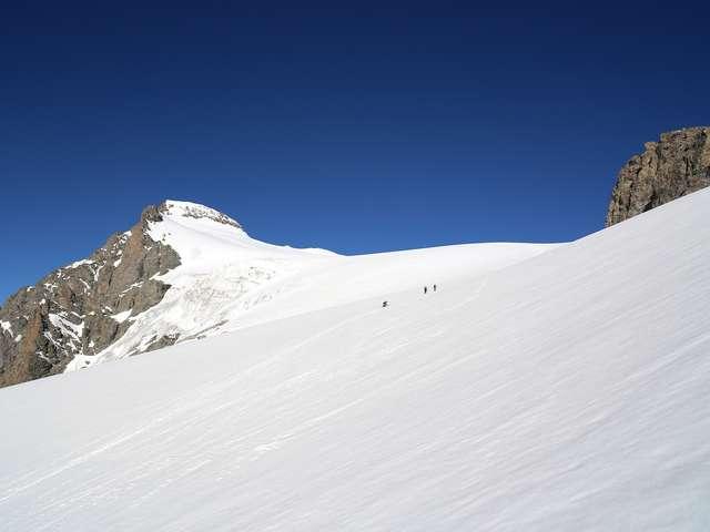Sortie alpinisme Les Rouies - Bureau des Guides Champsaur Valgaudemar