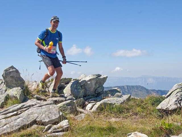 Trail running avec Belledonne Evasion