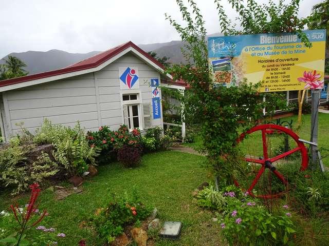 Office de tourisme de Thio