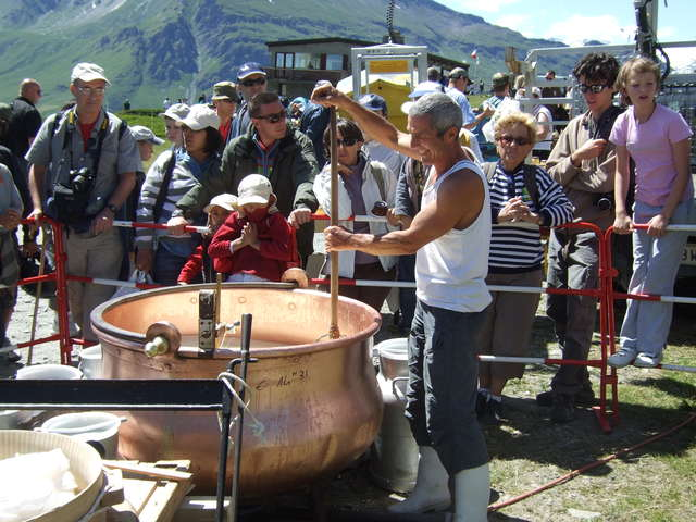 Fête de l'Alpage du Mont-Cenis - Annulée