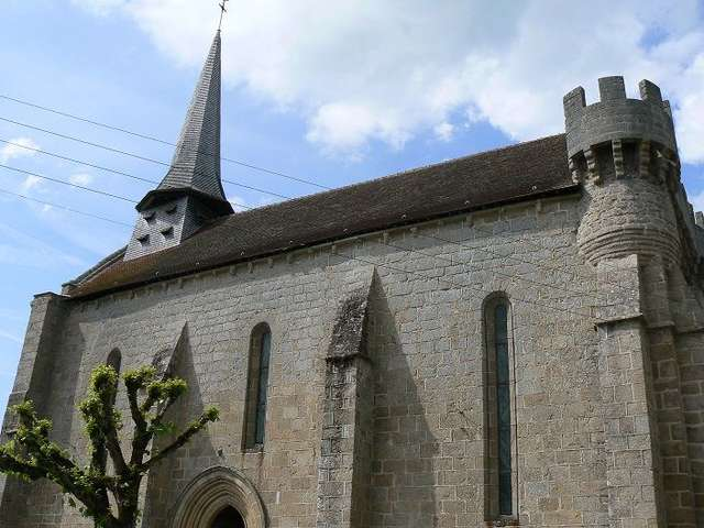 Eglise Saint Sylvain - Bonnat
