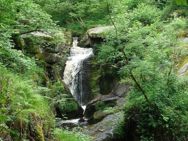 Cascade des Jarrauds