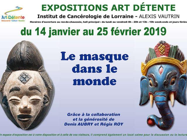 EXPOSITION LE MASQUE DANS LE MONDE