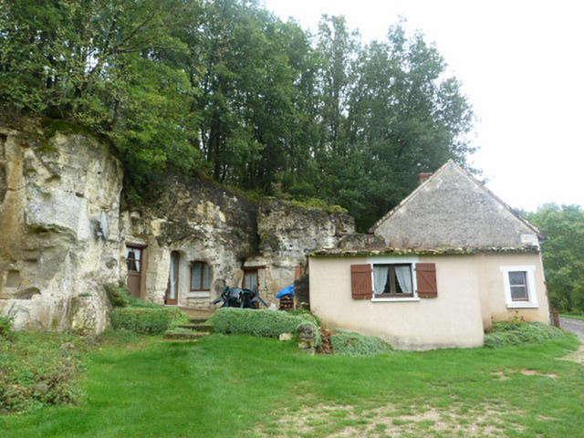 Gîte troglodyte / Gîtes de La Cave Bodin