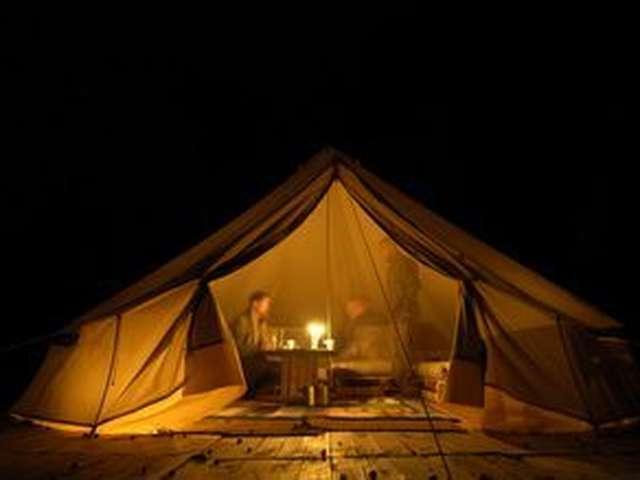 Camping River Camp