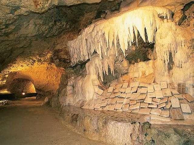 Grottes Pétrifiantes de Savonnières-Villandry