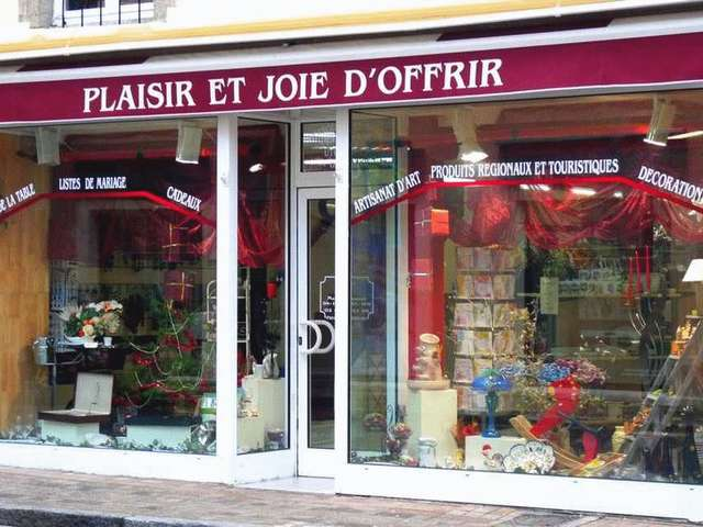BOUTIQUE PLAISIR ET JOIE D'OFFRIR
