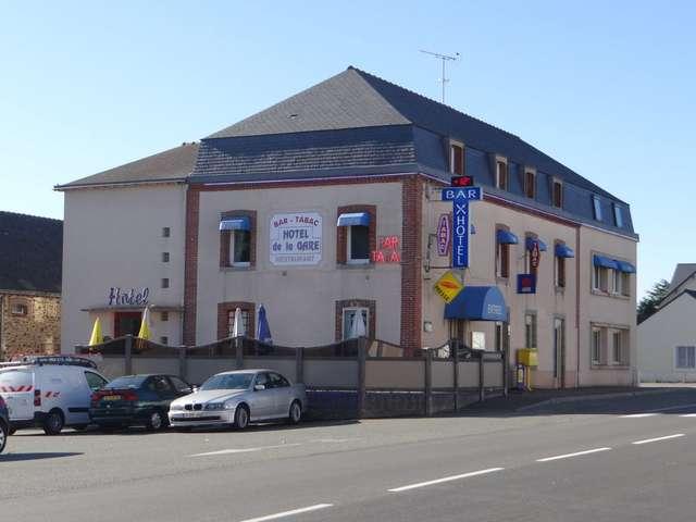 HOTEL RESTAURANT DE LA GARE