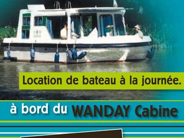 LES CANALOUS LOCATION DE BATEAUX SANS PERMIS