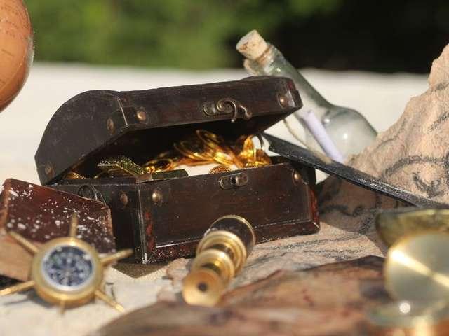 Sortie nature en famille : chasse au trésor