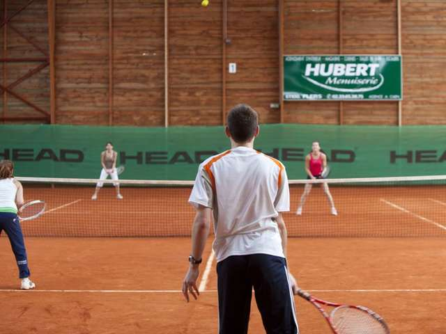 Stage : Tennis