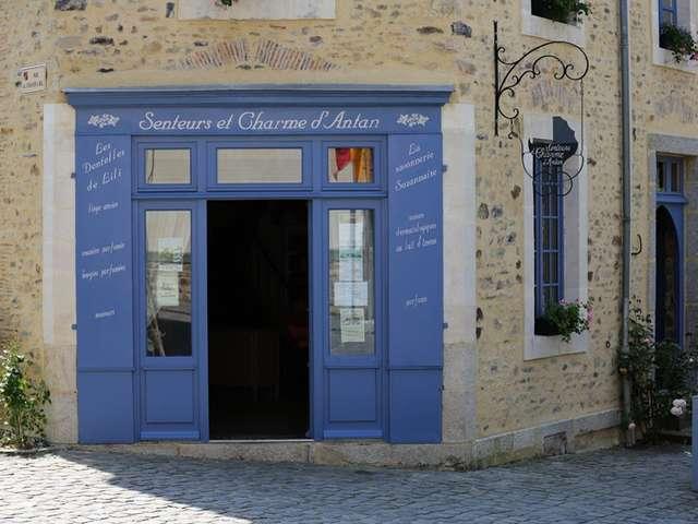 SENTEURS ET CHARME D'ANTAN