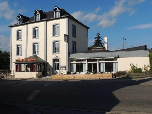 HOTEL ** RESTAURANT LE GUÉ DE GÊNES