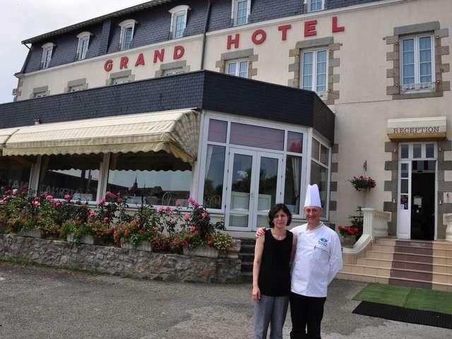 RESTAURANT LE GRAND HOTEL