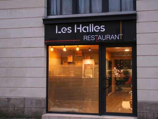 LES HALLES : BOUCHERIE TRAITEUR RESTAURANT