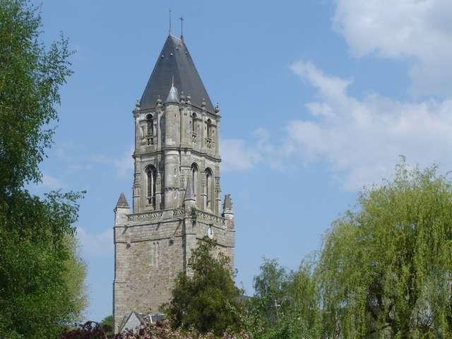 Église Notre-Dame à Orbec