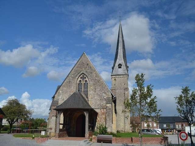 Église Saint-Germain - Moyaux