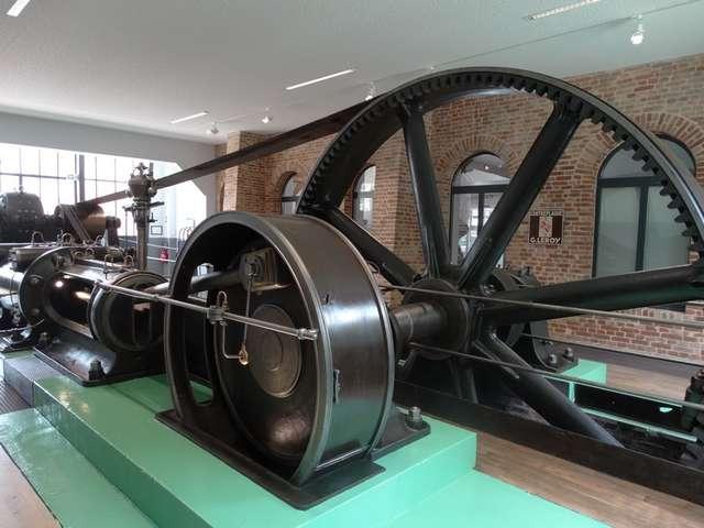 La Machine à vapeur de Livarot