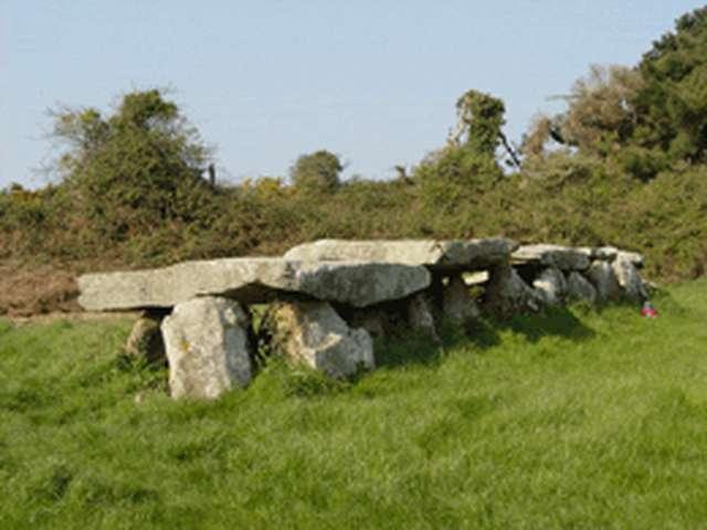 Allée couverte de Prajou-Menhir