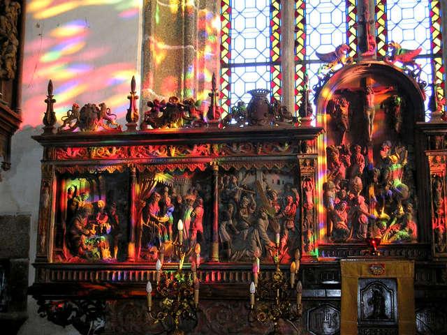 Chapelle Notre-Dame de Confort