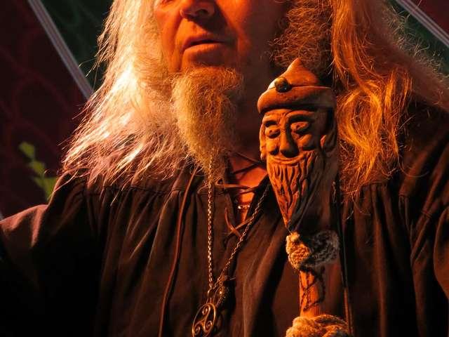 Balade crépusculaire avec Yvon Dagorn