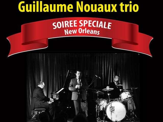 Jazz Guillaume Nouaux Trio