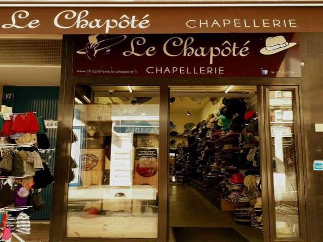 LE CHAPÔTE