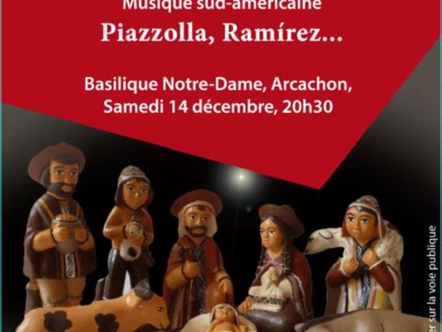 Feliz Navidad ! Concert de Noël