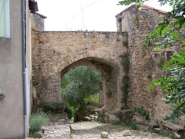 Excursion à Castelmoron d'Albret