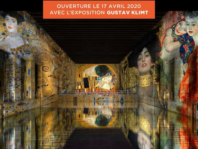 Sortie Culturelle : exposition Gustav Klimt
