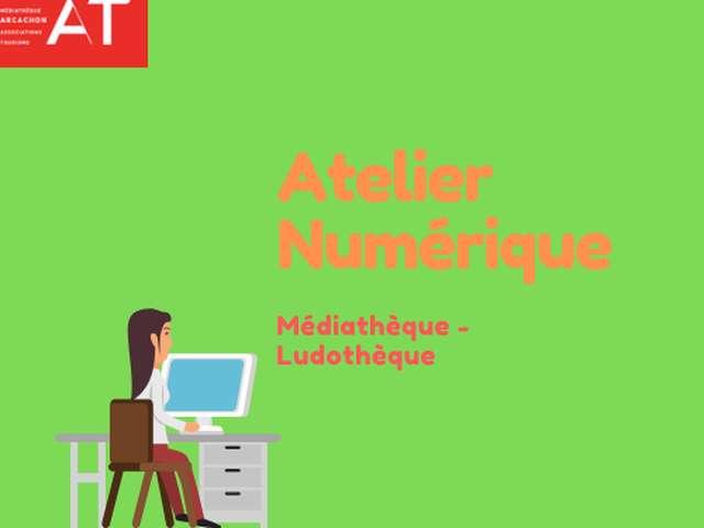 Atelier informatique débutant : Le numérique en 1 clic