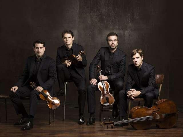 Festival de Musique de Chambre : Quatuor Modigliani