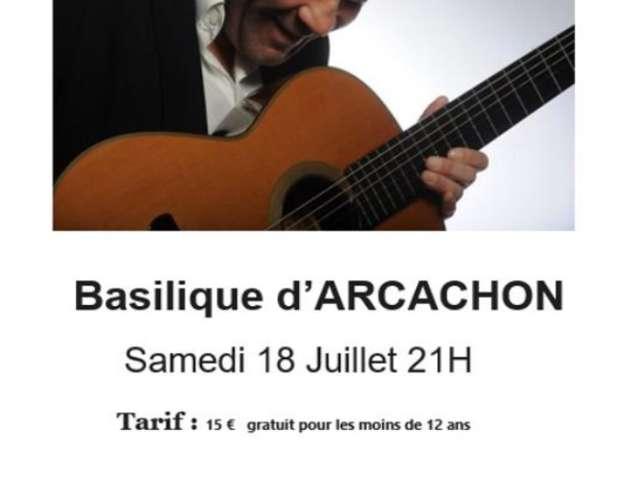 Concert Philippe Cornier