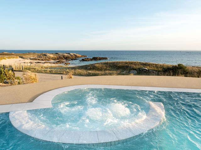 Thalasso - Sofitel Quiberon Thalassa sea & spa*****