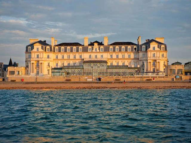Les Thermes Marins de Saint Malo - Thalassothérapie