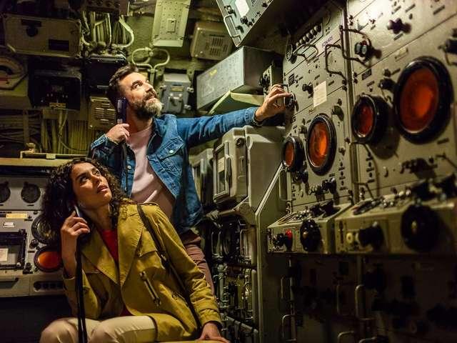 « Sous-marin sur écoutes », immersion sonore Espadon