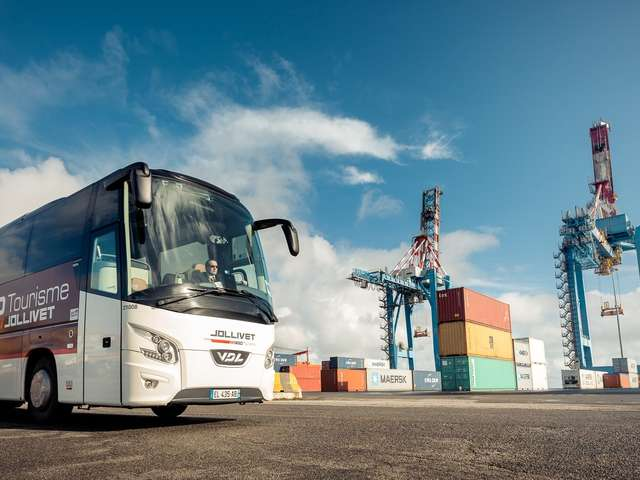 Grand port maritime, visites guidées en car