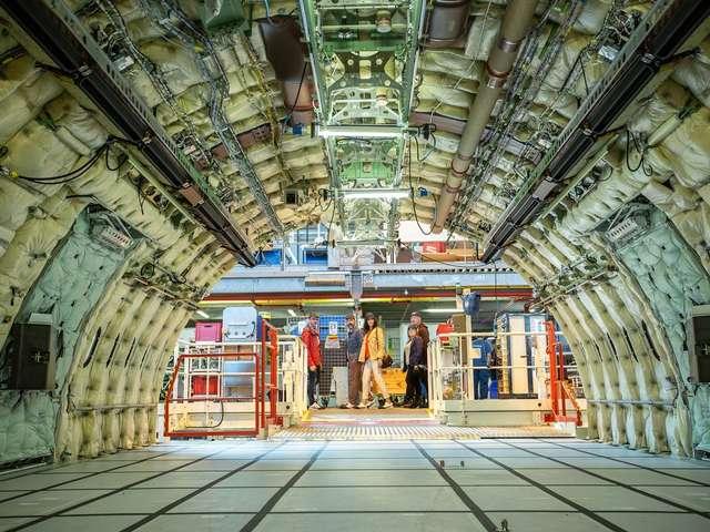 Ateliers d'Airbus, visites guidées en car
