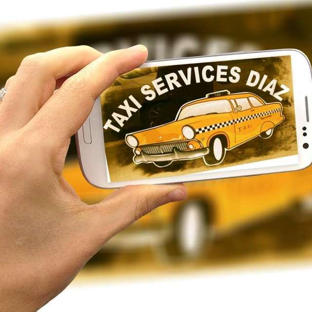Taxi service Diaz