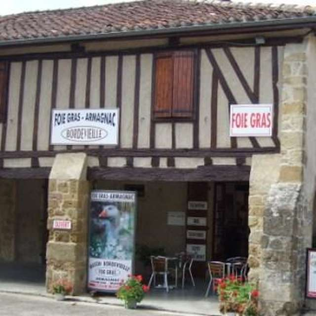 Maison Bordevieille