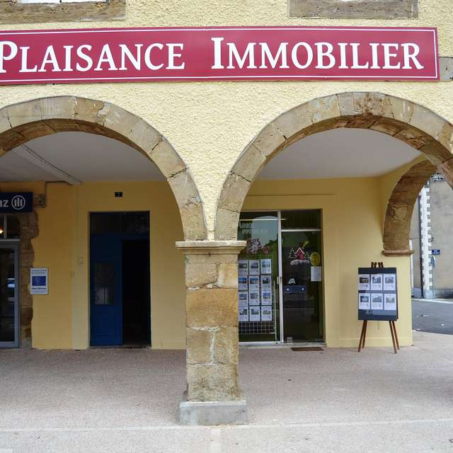 PLAISANCE IMMOBILIER